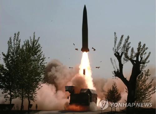 """美의회조사국 """"北미사일 실험 목적은 고체연료·유도장치 개량"""""""