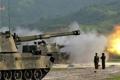 北朝鮮の「火力訓練」 新型兵器も動員