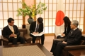 El enviado surcoreano se reúne con el canciller japonés