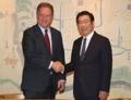Avec le directeur exécutif du PAM