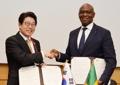 Avec un ministre sénégalais