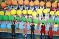El cantante surcoreano Rain en un evento chino