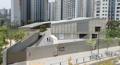 新築の在韓スイス大使館