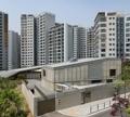 新築の在韓スイス大使館を公開
