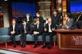 BTS en 'Late Show with Stephen Colbert'