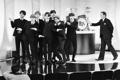 فرقة بي تي إس تقدم عرضا موسيقيا في البرنامج التلفزيوني الأمريكي