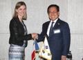 Corea del Sur y Francia acuerdan expandir la cooperación para el desarrollo espacial