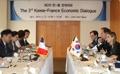 Dialogue économique Corée-France