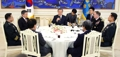 الرئيس مون يجتمع مع قادة جيوش الحلفاء