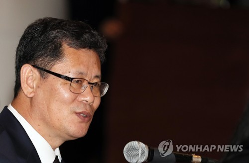 """김연철 """"배고픈 아이 정치 몰라…대북지원, 인도주의 차원 추진""""(종합)"""