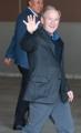 ブッシュ元米大統領が来韓