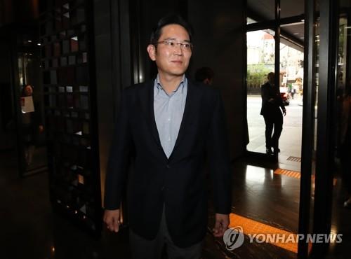 Samsung vice chairman, ex-U.S. President Bush meet in Seoul