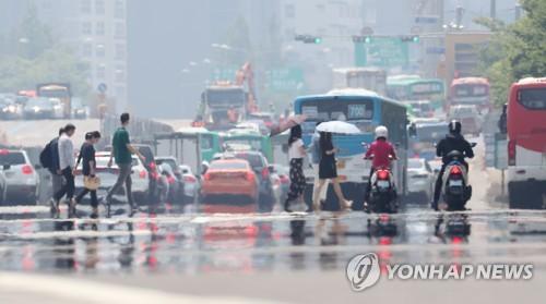 내일 서울 올해 첫 폭염주의보…경기·전라·경상 곳곳 폭염(종합)