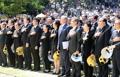 盧元大統領追悼式 ブッシュ氏も参列