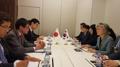 Reunión de cancilleres de Seúl y Tokio