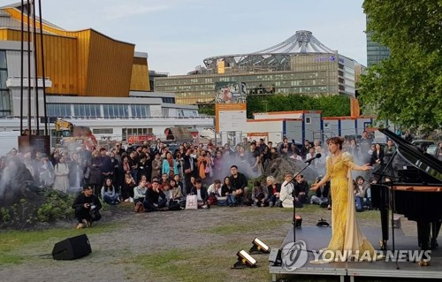 (Yonhap Interview) Soprano Sumi Jo wants to play a role in building peace