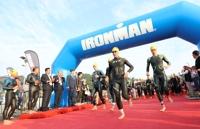 35개국·1천800명 참가 ′아이언맨 70.3 고성′ 대회 종료