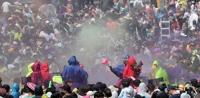 춘천마임축제 개막축하 퍼포먼스 ′아!水(수)라장′