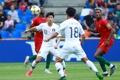 Corea del Sur contra Portugal