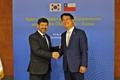 Seúl y Santiago cooperan en el Registro Civil
