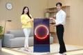 El nuevo televisor vertical de Samsung