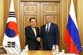 El presidente de la Duma rusa en Corea del Sur
