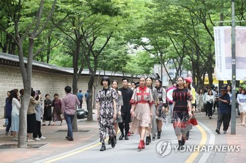 [게시판] '서울365 패션쇼' 내일 현대시티몰 가든파이브점서 개최