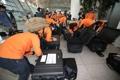 国際救援隊 ハンガリーへ出発