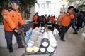 国際救助隊員がハンガリーへ