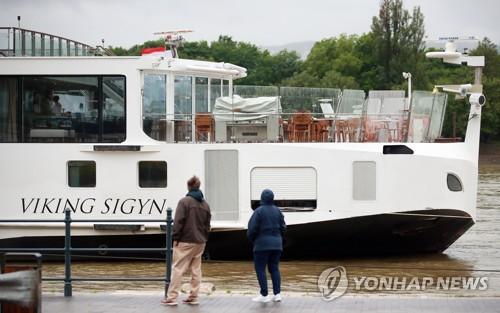 헝가리 유람선 추돌 크루즈 선장 구속…무죄 주장 고수(종합2보)