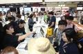 仁川空港に到着時免税店開業