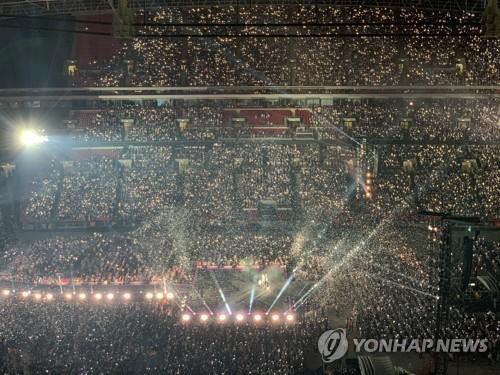 방탄소년단 월드투어 서울공연 JTBC로 본다