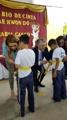Estudiantes hondureños obtienen el cinturón amarillo de taekwondo