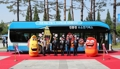 El primer autobús de hidrógeno de Corea del Sur