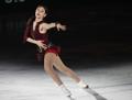 La estrella de patinaje artístico Kim Yu-na