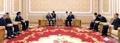 Un alto funcionario norcoreano se reúne con la delegación vietnamita