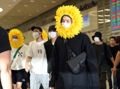 BTS returns from tour of Europe