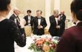 Cena entre los líderes de Corea del Sur y Finlandia