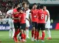 Corea del Sur empata contra Irán en un partido clasificatorio de fútbol