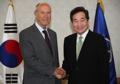 El jefe de la OMPI en Corea del Sur