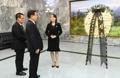 El líder norcoreano ofrece condolencias por el fallecimiento de la ex primera dama
