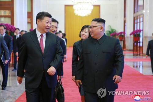 """靑 """"시진핑 방북에 韓정부 의중 담겨…북중대화, 도움될것"""""""