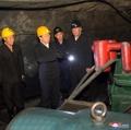 N. Korean premier inspects coal-mining complex