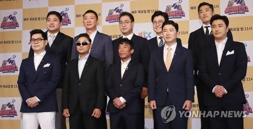 """안정환 """"모두가 에이스 되도록""""…JTBC '뭉쳐야 찬다'"""