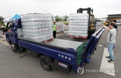 '붉은 수돗물' 피해학교 156곳…인천시, 급수 지원 확대