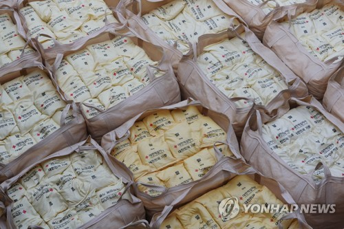 대북 쌀 지원, 이달 출항개시 끝내 무산…北 공식입장도 '아직'