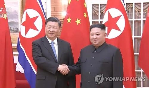 김정은 '도발자제·대화기조' 천명…비핵화 협상에 복귀하나
