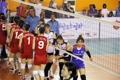 Inter-Korean volleyball match