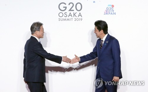 (LEAD) (News Focus) S. Korea-Japan relations heading to new low after Japan's retaliatory step