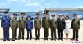Russian military delegation visits N.K.